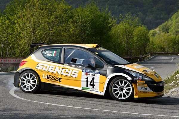 Giesse Promotion Rally Prealpi Orobiche
