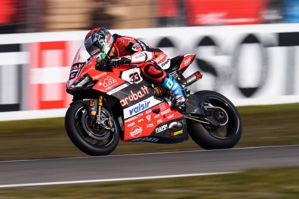 Aruba.it Racing - Ducati in vista del secondo round italiano