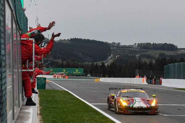 A Spa Davide Rigon firma la doppietta: Pole e vittoria