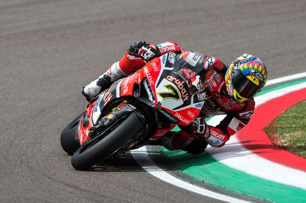 Aruba.it Racing - Ducati fa doppietta con Davies in Gara 2 ad Imola