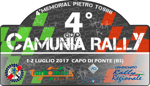 Camunia Rally pronto a stupire