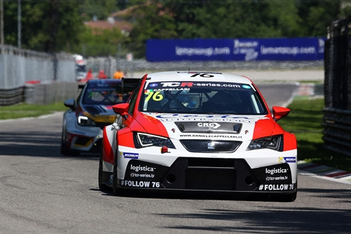 Daniele Cappellari, che avventura nella TCR International Series