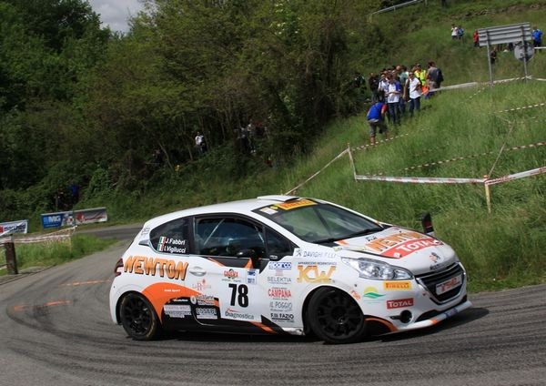 Rally Sport Evolution al Rally 1000 Miglia