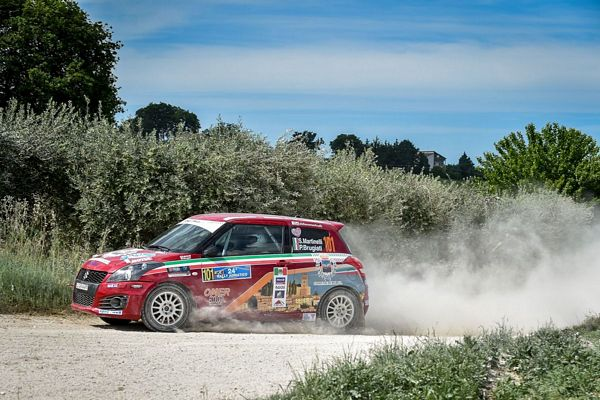 Suzuki Rally Trophy, decisivo il Rally del Salento