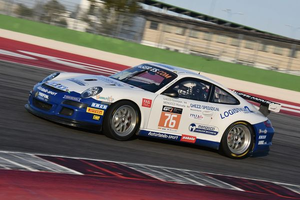 GT4 European Series Giuseppe Ghezzi al Red Bull Ring