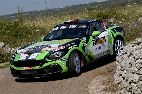 Michelin al 50° Rally del Salento. Campedelli sul podio, Andolfi re delle GT
