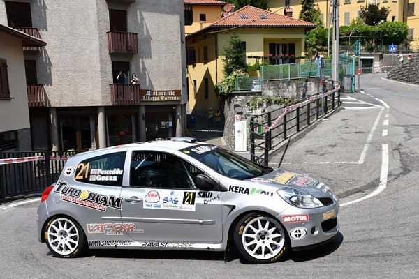 Rally Aci Lecco Giesse promotion seconda tra le scuderie