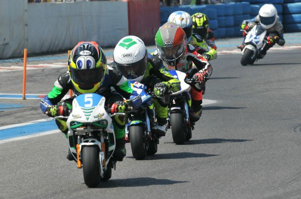 CIV Junior: anticipata la prova dell'Italiano Minimoto a Jesolo