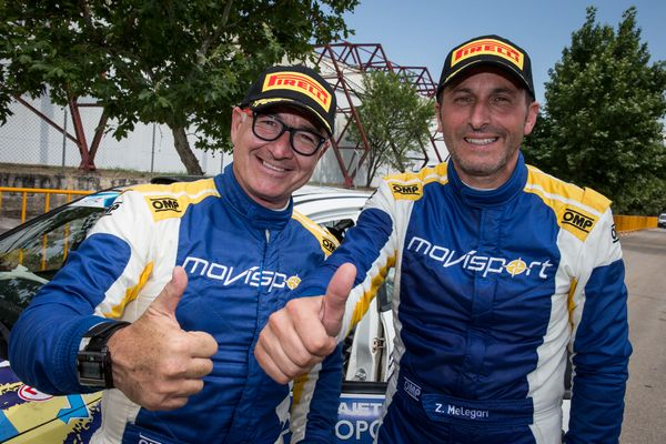 Movisport prosegue la campagna continentale:  Melegari/Barone al via al Rally di Cipro in cerca della leadership in RC2