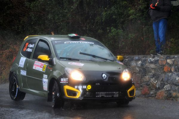 Angelo Filiberto e Winners Rally Team al Golfo dei Poeti