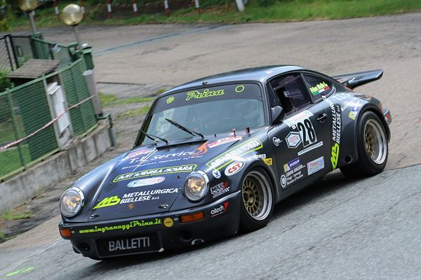 Balletti Motorsport: Rally Lana e Monza