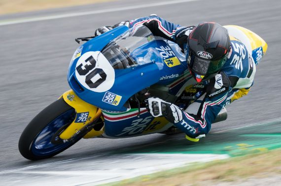 Podio e performance per il Team 3570 MTA al Mugello
