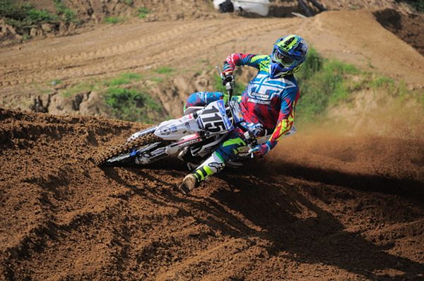 Mondiale Motocross Junior Andrea Roncoli nella top 10