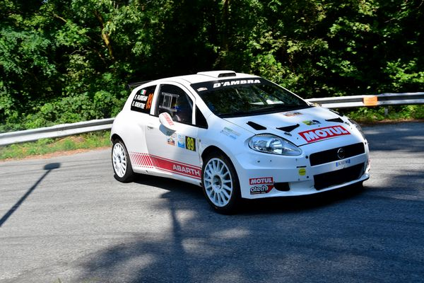 Rally d'Estate Il monologo di Elvis Chentre e Fulvio Florean