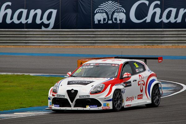 Due Alfa Romeo Giulietta TCR by Romeo Ferraris pronte al debutto in Germania