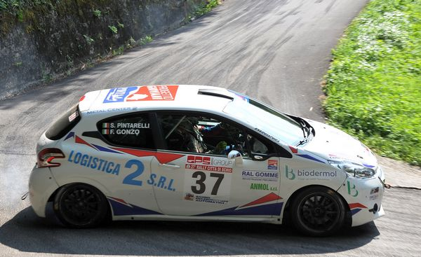 Pintarally pronta per il Rally S.Martino di Castrozza