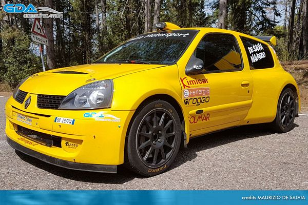 GDA Communication a tre punte al Rally Porta del Gargano