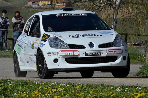 Rally di Roma Capitale e Valli Cuneesi per Winner Team