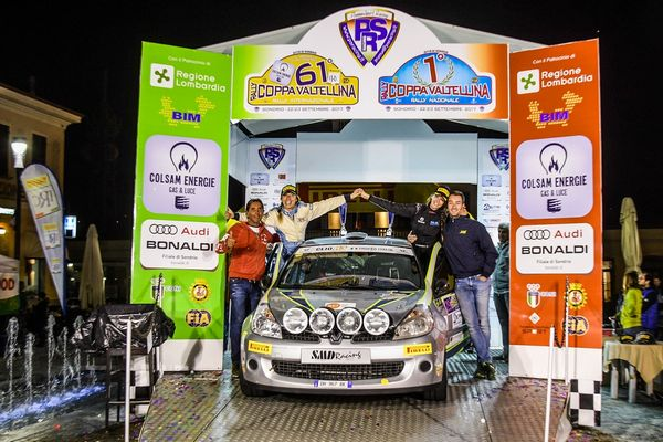 Corinne Federighi International Rally Cup femminile