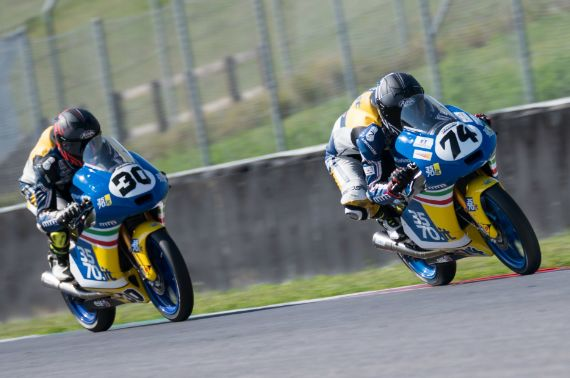 ELF CIV Weekend difficile per il Team 3570 MTA al Mugello