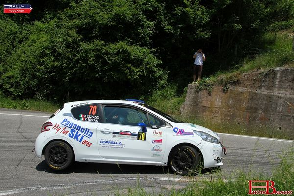 Christian Toscana pronto per il 35° Rally 2 Valli