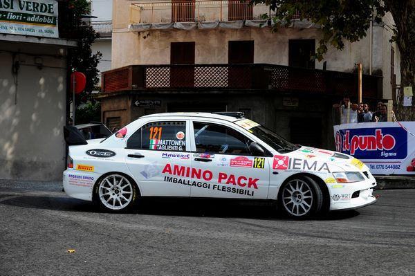 Winners Rally Team: sette equipaggi tra rally e salita