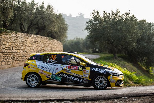 Movisport ha fatto poker vincel quarto titolo rally
