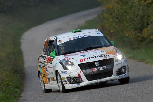 Stefano Strabello Suzuki Swift R1B