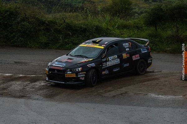 Al Tindari Rally mix unico di spettacolare motorsport