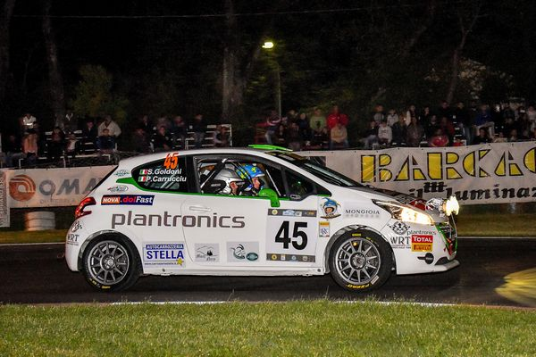 Rally Ronde Gomitolo di Lana per Winners Rally Team
