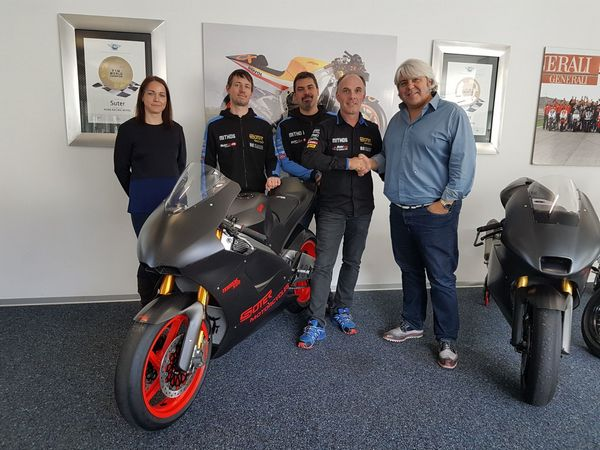 Forward Racing Team con Suter in Moto2 verso il futuro