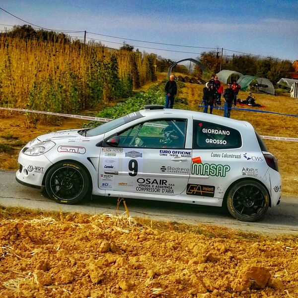 Winners Rally Team al Grappolo con tre equipaggi