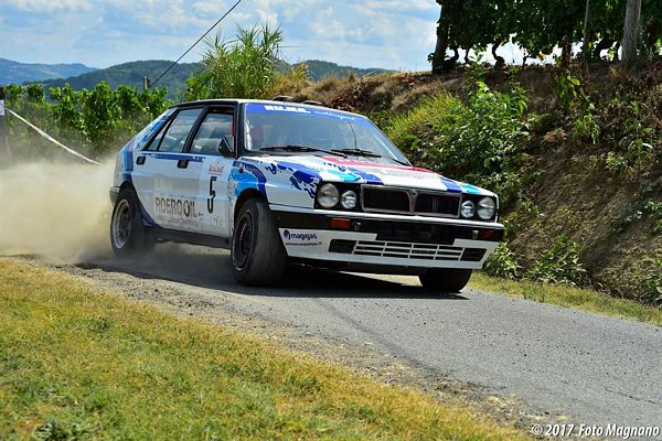 Rally Valli Vesimesi 2018 Accordata la titolazione Rally Nazionale