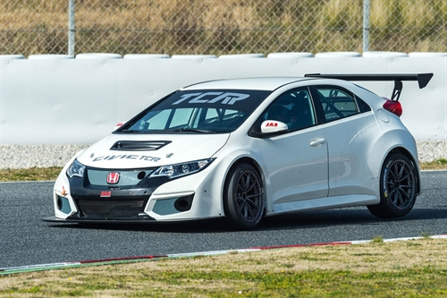 Nannini Racing in TCR Italy con la Honda Civic