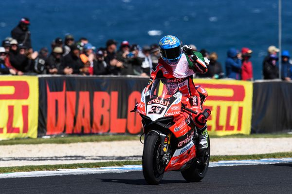 Aruba.it Racing Ducati Melandri Davies