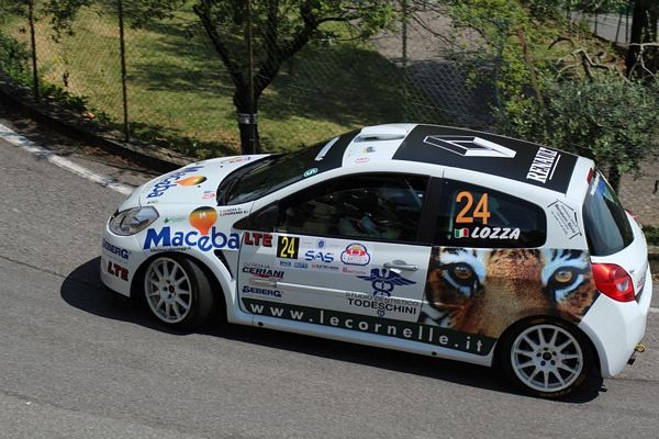 Giesse Ptomotion al Rally del Pizzocchero