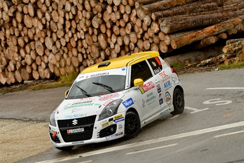 Suzuki Rally Trophy al via la quinta stagione