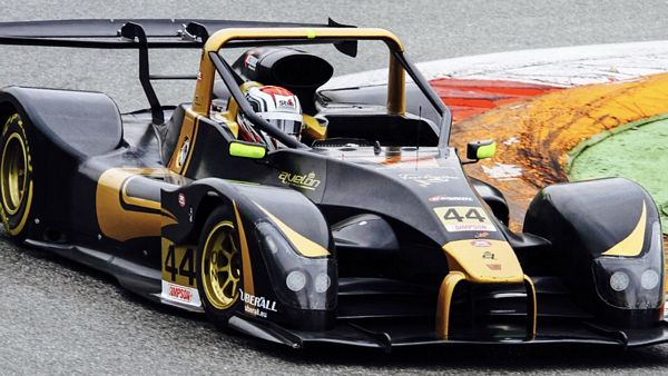 Wolf Racing Cars in pole al Mugello nella 3 Ore Endurance Champions Cup