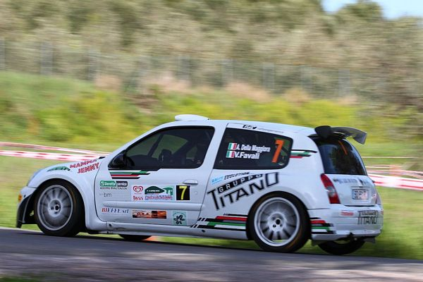 Rally Evolution sfiora il podio al  Colline Metallifere e Valdicornia