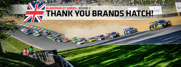 Blancpain GT Series Brands Hatch