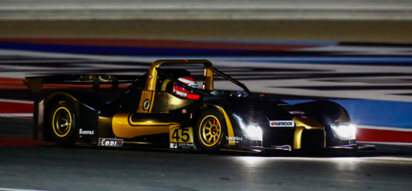 Wolf Racing Cars Misano 3 Ore Endurance Champions Cup