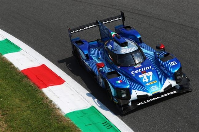 Top ten in rimonta a Monza per Cetilar Villorba Corse in ELMS