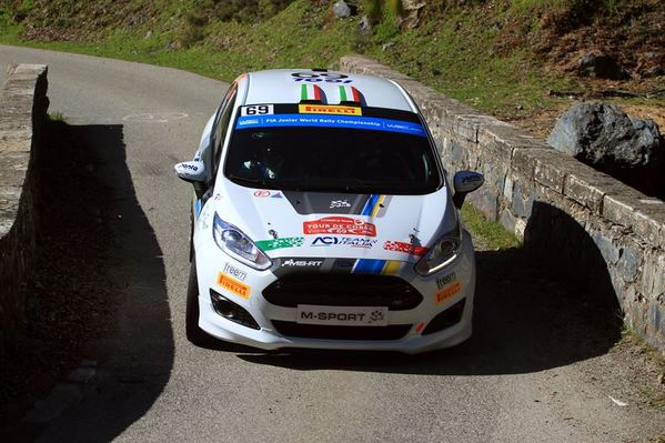 Il Mondiale Rally Junior all
