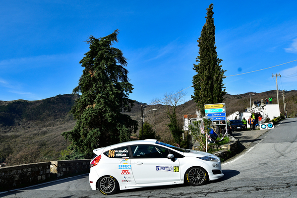 Winners Rally Team presente al Vesimesi, ma anche ad Antibes