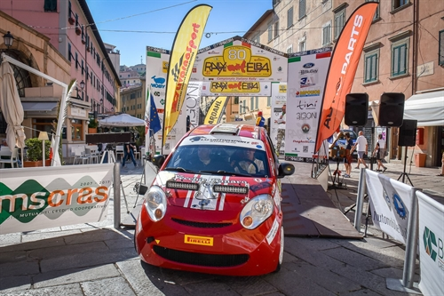 LM Motorsport al 51° Rally dell