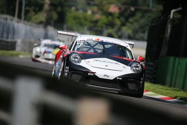 AB Racing ricomincia da... due in Carrera Cup Italia a Misano
