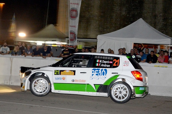 RANDY RALLY TEAM AL 51° RALLY DEL SALENTO