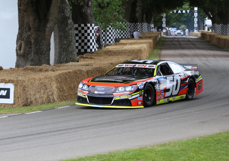 La Euro NASCAR ritorna a Goodwood questo weekend