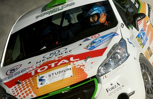 Stefano Strabello al 36° Rally Due Valli