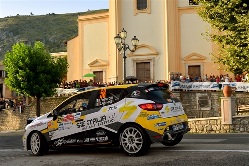 Rally Due Valli i Trofei Clio R3 Top e Twingo R1